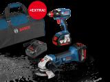 Конфигурирай комплект Pro-Mix на Bosch
