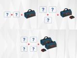 PRO-MIX комплекти от Bosch