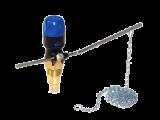 Регулатор на тяга за котли с верига Watts AirStop