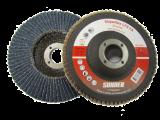 Ламелни дискове за шлайфане на неръждаема стомана