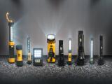 Работни лампи, фенери, челници