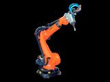 Робот KUKA и софтуер Sprutcam Robot